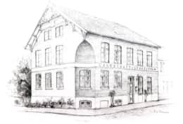 Haus Stapelholm anno 1876
