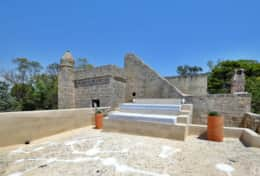 Falco - roof terrace - Ruffano - Salento