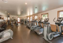 Guest Passes Included - Northstar Amenities - Gym