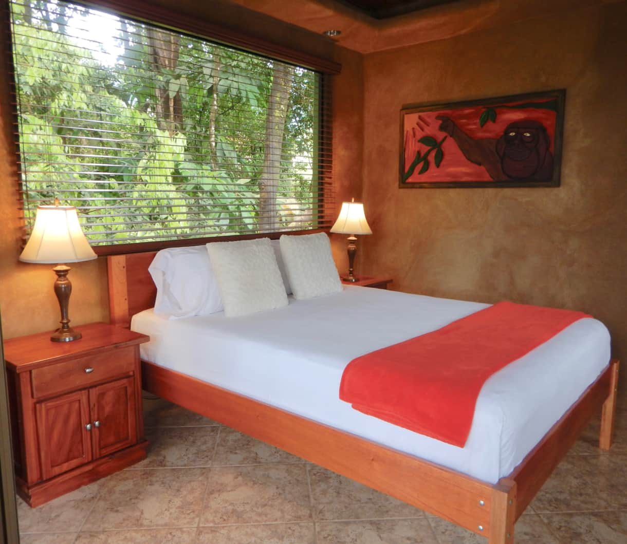 Comfy Queen Beds