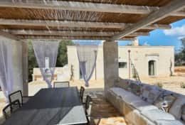 Villa Teia stunning cottage for vacation with heated pool in Ostuni Puglia  - 41