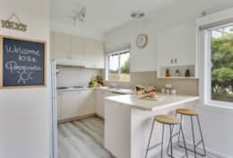 A Wave From It All - Your Beachside Kitchen - Good House Holiday Rentals