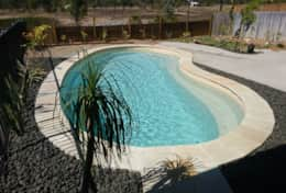 Heated & Cooled Mineral swimming pool