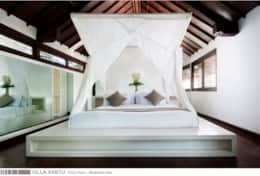 Villa Sabtu - First Floor - Bedroom Hut