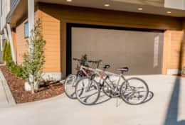 Great for exploring the neighborhood, guests will have access to bicycles.