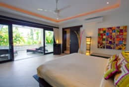 Baan Fuangfah Bedroom 1