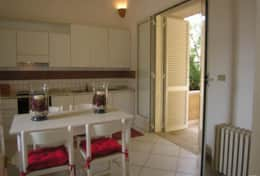 Grecale - equipped kitchen - Leuca - Salento