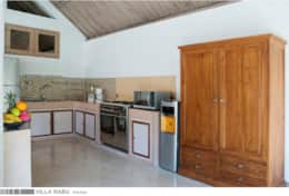 Villa Rabu - Kitchen