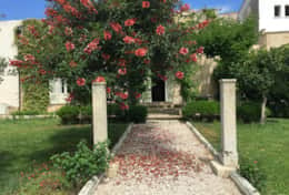 Essiccatoio - entrance from the garden - Gagliano del Capo - Salento