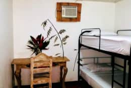 z twin room bunkbeds