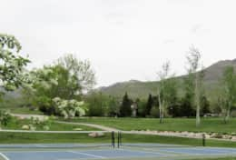 Pickleball Court, The Club Finess Center
