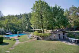 La Toscanella - Vacation Rentals with pool - Tuscanhouses  (12)