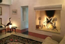 CHARM - sitting room with fire place - Ortelle - Salento