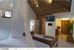 Villa Rabu - Ground Floor - Bedroom Master 3