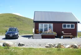 Highlands Eco Panel House Front Outside
