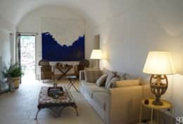 Cava - living-sitting room - Barbarano - Salento