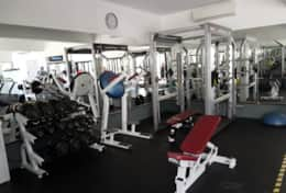 Workout Room - available 24 hrs