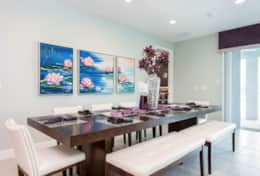 Exclusive Private Villas, 11 Bedroom Luxury Villa With Home Theatre (ENC127) - Dining1
