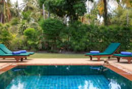 Villa Baan Nampueng Swimming Pool