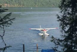 Sandpoint Seaplane Service to your dock