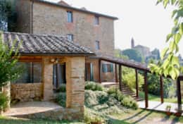 Casa Paciano holiday apartments