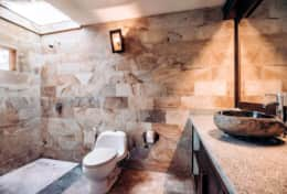 indoor bathroom pavilion suite