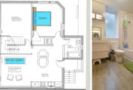 6. Plum Apartment Layout