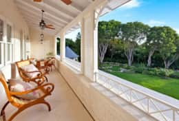 Exclusive Private Villas, Windward (BR110) - PATIO SECOND FLOOR