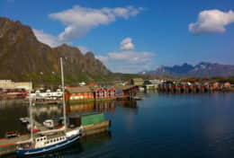 Lofoten Vacation Svolvær 1