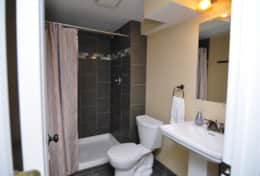 Unit A Lower Level Bathroom