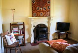 Smiths Cottage Living Room