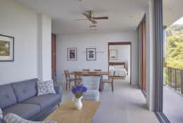 Narra Hill Premier 2 Bedroom Suite Living Area and Dining