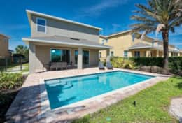 Exclusive Private Villas, 5 Bedroom Luxury Orlando Villa In Encore (ENC084) - Pool5