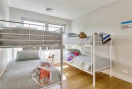 The Sandcastle - Bunk Room For Kids - Good House Holiday Rentals