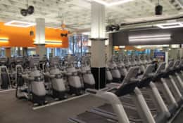 We provide a complimentary gym pass to local gym