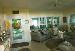 Writer's Haven Sunroom