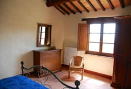 Badia extra cottage bedroom