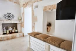 Villa Teia stunning cottage for vacation with heated pool in Ostuni Puglia  - 6