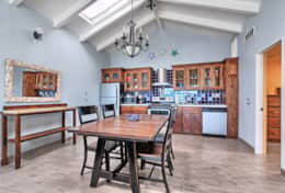 Your kitchen and dining area