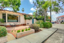 Casa Paloma is located on a Peaceful Cul-de-sac in Mission Hills