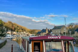 Boat Trips along the River Rance