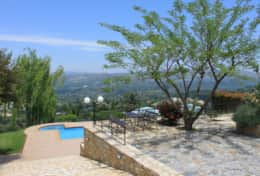 Villa Vagelio with private pool