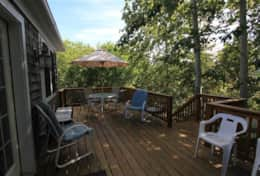 21a Sutton's Way Deck