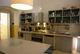 Casino Pisanelli - fully equipped kitchen - Ruffano - Salento