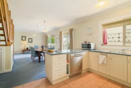 Brilliant and spacious kitchen great for entertaining