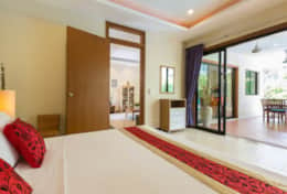 Villa Baan Nampueng Bedroom 1