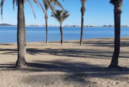 PLAYA DEL MAR MENOR