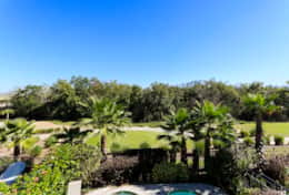 Exclusive Private Villas, 5 Bedroom Classy Vacation Home in Florida (E191) - Balcony View