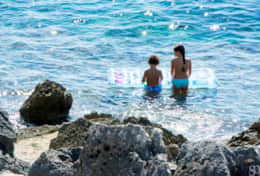 Villa sul mare - a jump into the water - Castro - Salento