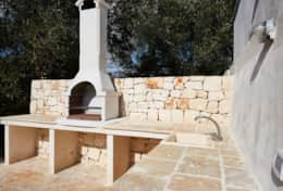 Villa Teia stunning cottage for vacation with heated pool in Ostuni Puglia  - 31